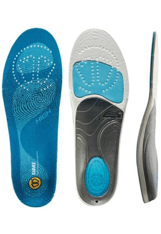 wkładki do butów sidas 3feet high