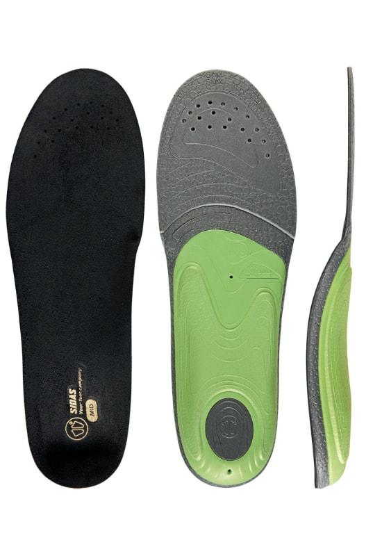 wkładki do butów sidas 3feet slim mid
