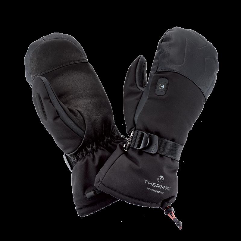 podgrzewane rękawiczki bez palców