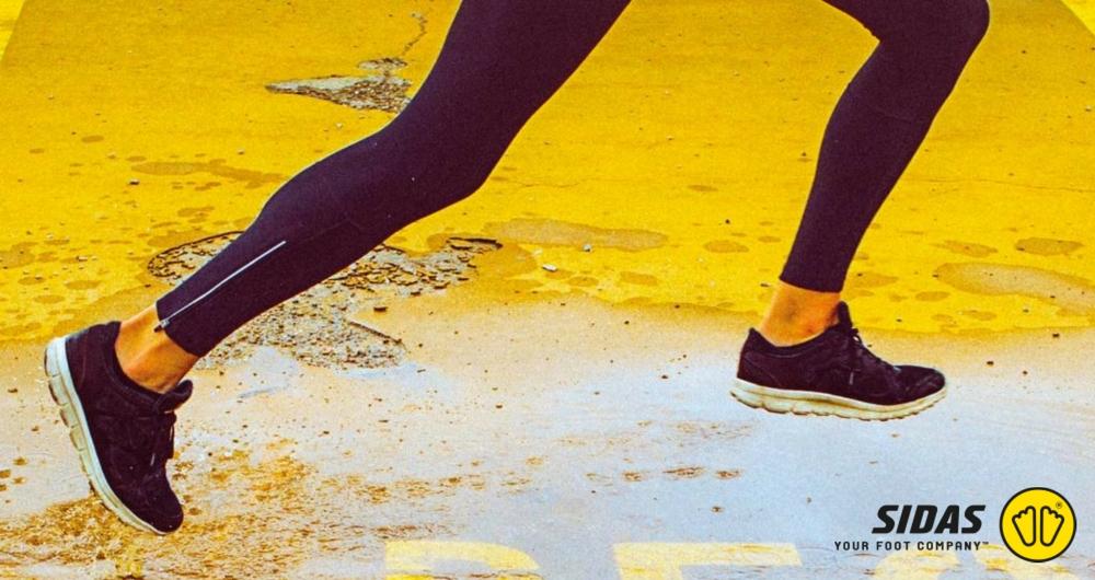 wkładki do butów dla biegaczy
