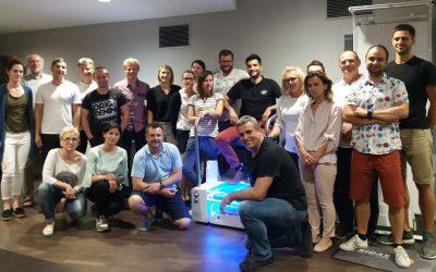 Dziękujemy za udział w szkoleniu Sidas Medical Podiatech!