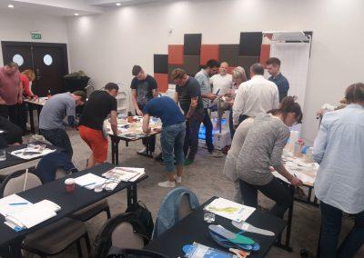 szkolenie poświęcone wykonywaniu termoformowalnych wkładek ortopedycznych Sidas Podiatech (11)-min