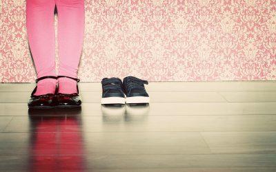Choroba Severa u dzieci – jakie wkładki?